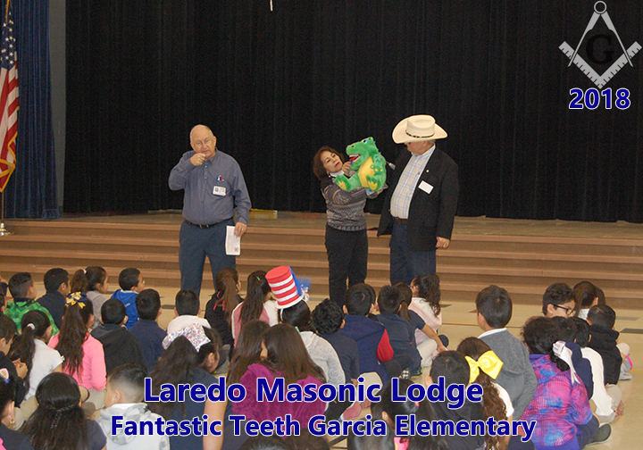 Fantastic Teeth – Laredo Masonic Lodge