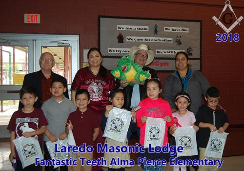 Fantastic Teeth – Laredo Masonic Lodge